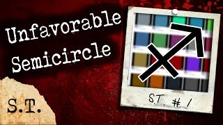 Unfavorable Semicircle YouTube Mystery
