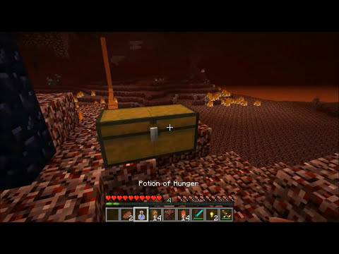Minecraft: NETHER GUNS (NEW ITEMS, SPECIAL CAPSULES, MOB FINDER, & MORE!) Mod Showcase