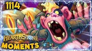 THE FIRST EVER DOUBLE LETHAL!!! | Hearthstone Daily Moments Ep.1114
