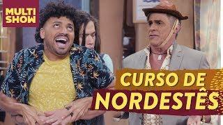 Os Roni dão curso de GÍRIAS NORDESTINAS para o cunhado! 😂 | Os Roni | Humor Multishow