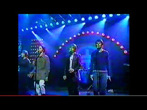 Take That - How Deep Is Your Love (Denmark - Live On Talkshowet 13.07.1996)