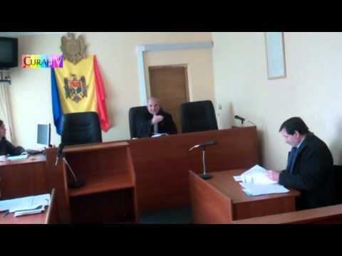 Tutunaru, un judecător speriat de camera video