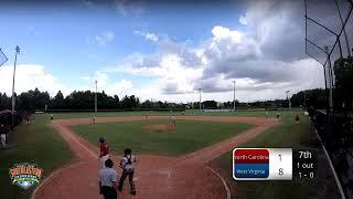 Game 8 - Little League Senior Boys Baseball Southeast Region 2019