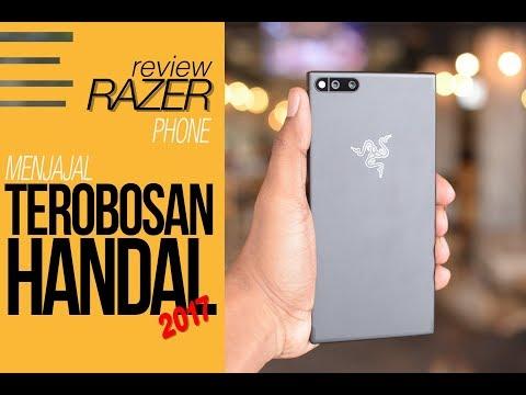 REVIEW RAZER PHONE - INDONESIA