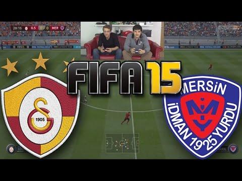 Galatasaray - Mersin İdman Yurdu Haftanın Maçı FIFA 15