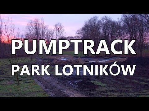Pumptrack Park Lotników W Krakowie