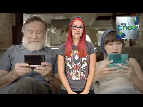 Nintendo Responds to Robin Williams Petition - The Know