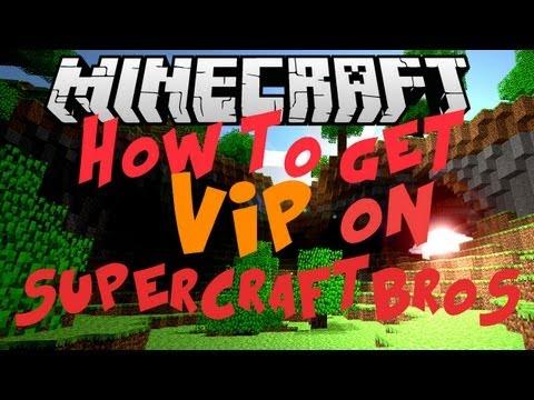 How To Get VIP On SuperCraftBros Brawl