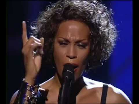 Whitney Houston|i Will Always Love You|the Bodyguard|live|1999 video