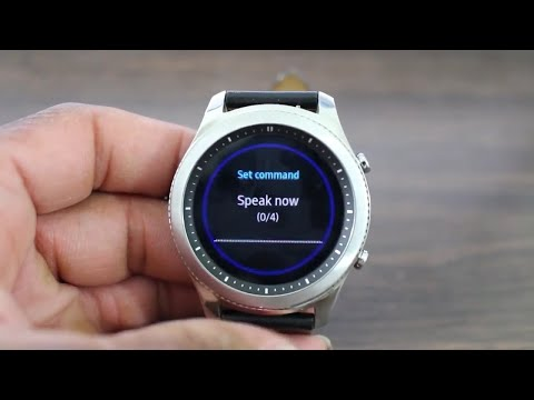 Gear S3 (S Voice ) Firmware Update