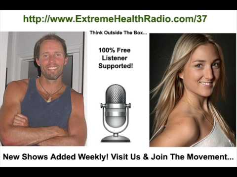 Liana Werner Gray - The Earth Diet, Shrinking Her Lymphatic Tumor Naturally