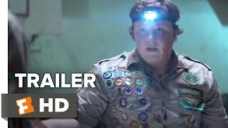 Video clip Scouts Guide to the Zombie Apocalypse Official Trailer #1 (2015) - Tye Sheridan Movie HD