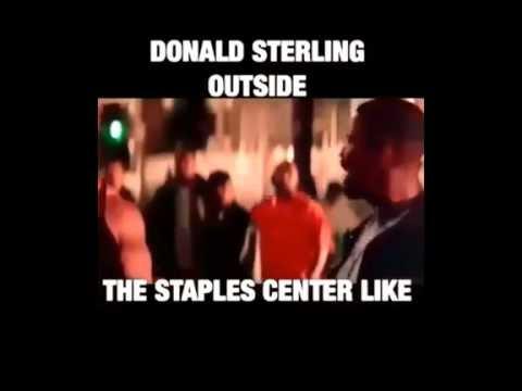 Denzell Washington Acting Like Donald Sterling