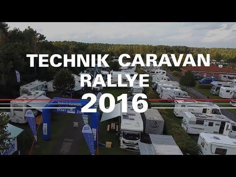 Technik Caravan Rallye 2016