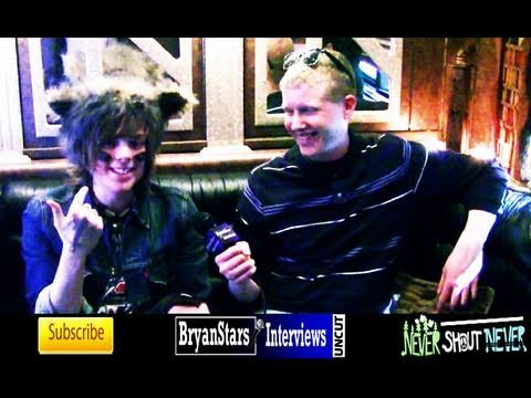 Never Shout Never Interview Christofer Drew UNCUT 2010