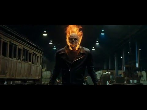 Disturbed - Hell Ghost Rider Music Video