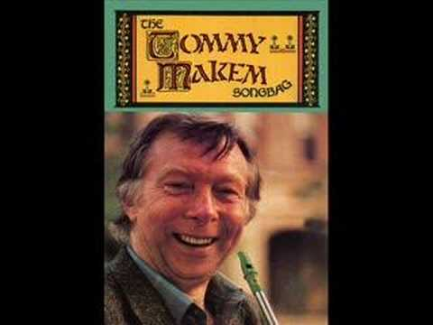 Tommy Makem - Red Is The Rose
