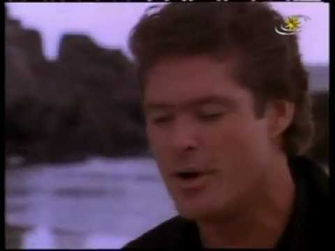David Hasselhoff - Flying On The Wings Of Tenderness (Official video)