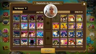 Summoners War – NOVOS NAT 5! FINALMENTE!