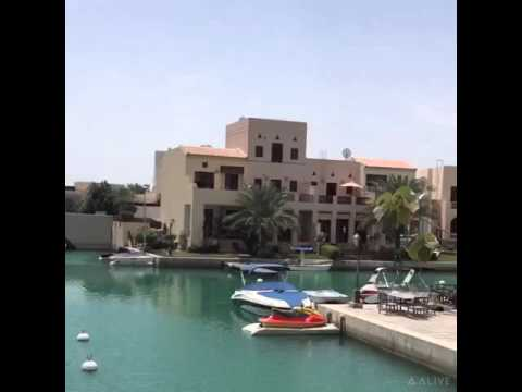 Waterfront Villa 3 Bedroom for sale in Floating City Amwaj Bahrain