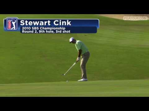 Check out the top 5 shots of the week from the 2010 SBS Championship. For complete coverage, visit PGATOUR.COM.