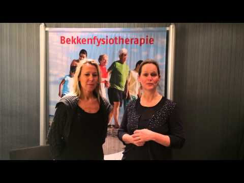 sponsor KNGF Post IUGA ICS Netherlands