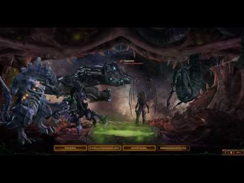 Let's play Starcraft II Heart of the swarm #25 (Das Schicksal)(German)(Full HD)