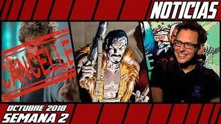 [C.H.A.O.S.] Iron Fist Cancelado, Kraven Tendrá Película, James Gunn se va a DC y más