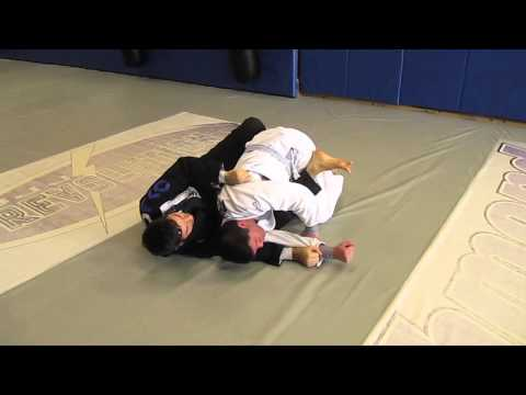 Richmond BJJ Academy - February 2013 - Technique of the Month - Closed Guard Back Takes