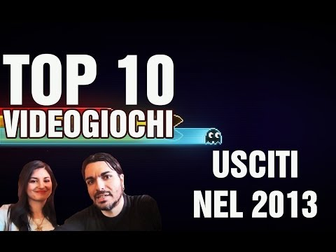 TOP 10 VIDEOGAMES 2013 – I migliori videogiochi del 2013