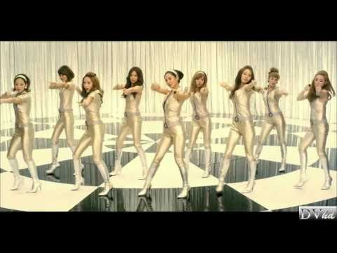 Girls Generation (SNSD) - Hoot (dance version) DVhd Music Videos