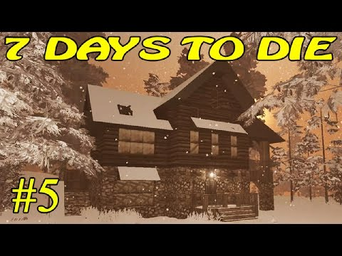 7 Days to Die ► Новый дом ►#5 (16+)