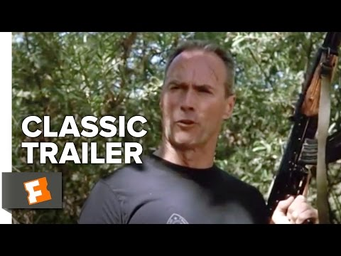 Heartbreak Ridge (1986) Official Trailer - Clint Eastwood Drama Movie HD