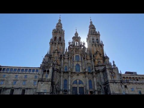 Santiago de Compostela - Walking Tour (MSC Opera Excursion)