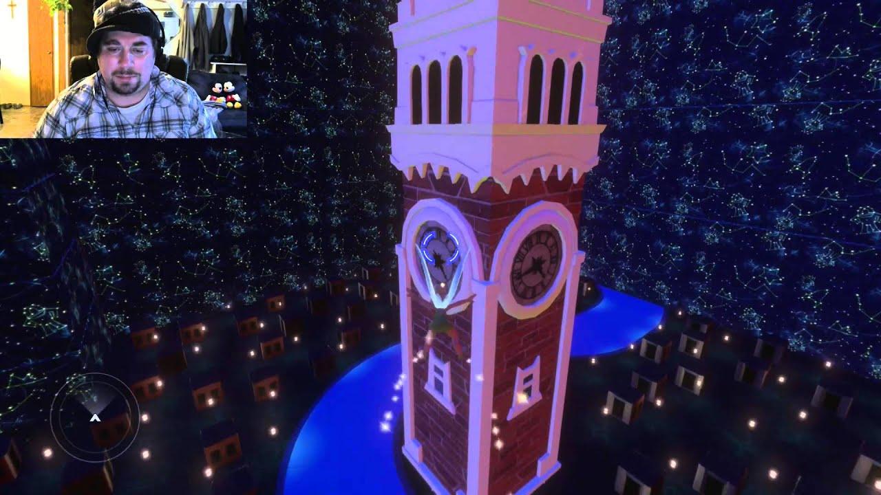 Disney Infinity 2.0 Peter Pan Disney Infinity 2.0 Toy Box