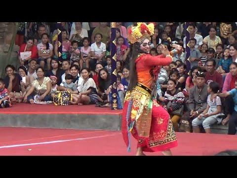 Tari Arja Bali Lucu Liku Cantik in Action | Pesta Kesenian Bali (PKB) ke-38 2016