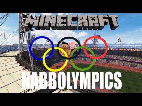 Minecraft: Olympic Games Ep.1 - Nabbolympics