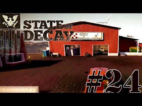 State Of Decay Walkthrough Part 24 - Essential Neighbours