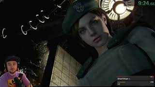 Every Single Enemy is a Hunter !! Resident Evil Enemy/Item Randomizer