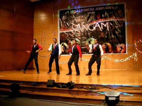 UTD Sangam 2010 - Dance Performance 70s *80s 90s and 2010 Theme...