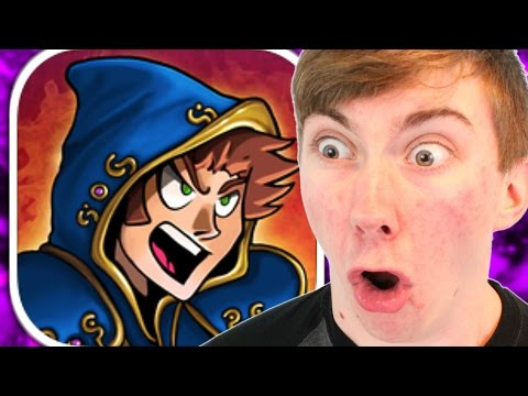 Tobuscus Adventures: Wizards (iphone Gameplay Video) video