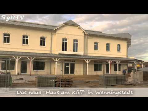 Haus am Kliff ist der Name für Wenningstedts neues Kurhaus