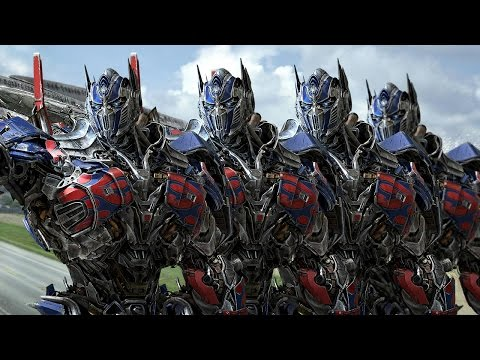 Transformers Movies Planned Through 2025
