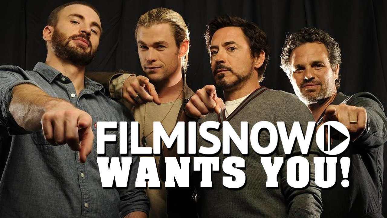 Wanted Video Creators or Vloggers - Join the FILMISNOW team!