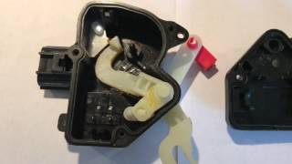 2003 Chrysler Town And Country Sliding Door Lock Fix