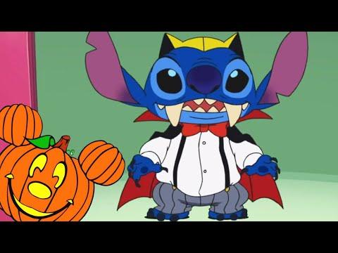 Счастливый Хеллоуин от Disney. Выпуск 2