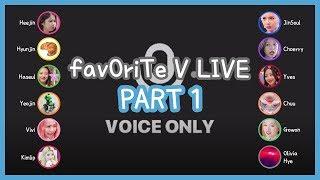 "[ENG] 180807 LOONA 'favOriTe' V LIVE Highlights Part 1 | ""Who am I?"""