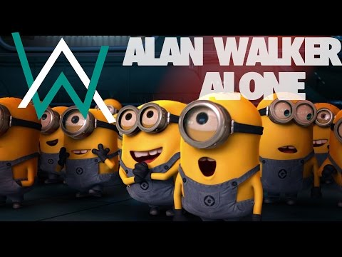 download lagu Alan Walker - Alone Minions Version Shor gratis