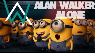 Download Lagu Alan Walker - Alone (Minions Version) [Short Film] Gratis STAFABAND