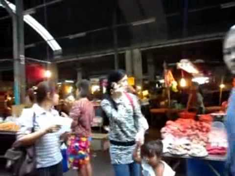 Samrong Market opposite Imperial World, Samrong, Samut Prakan, Thailand